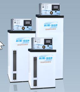 Air-Sep Produkte